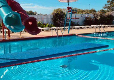 Diving Board & Slides